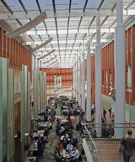 Ross Mba Winter B by Cus Architecture Database Stephen M Ross School Of