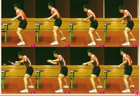 Table Tennis Techniques by How To Play Table Tennis Like A Pro Table Tennis Spot