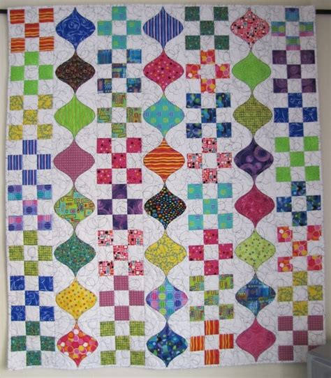 Baby Quilt Patterns For Beginners by Freebies For Crafters Groovy Baby And Funky Buttons Quilt