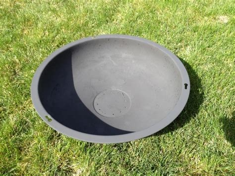 Fire Pit Pan Replacement Outdoor Goods Pit Pan Replacement