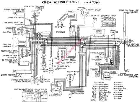 1982 honda shadow 750 wiring diagram 1982 free engine