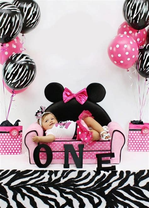St Sweety Minnie A13456gn 114 best images about makinezi 1st bday on zebra print minnie mouse cake and zebra
