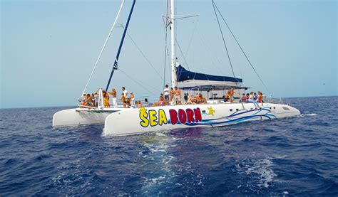 catamaran boat facts sea born katamaran