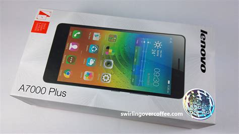 Hp Lenovo A7000 Plus Lazada lenovo a7000 plus to sell for p7 999 on lazada on sep 15