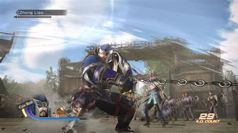 Kaos 3d Umakuka Jin Kajal 1 dynasty warriors 7 p 229 ps3 officiell playstation store sverige