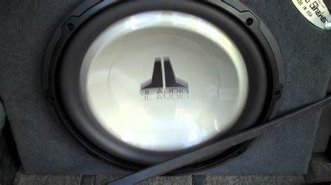 Speaker Subwoofer Acoustic 12 Inch jl audio 12 inch subwoofer