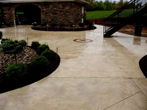 photo gallery concrete patios louisville ky the concrete network