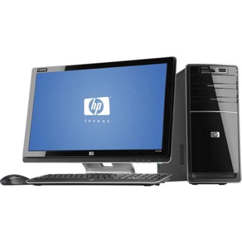 Memory Hp 5gb hp refurbished black pavilion p6633w b desktop pc with amd athlon ii 255 processor 5gb memory