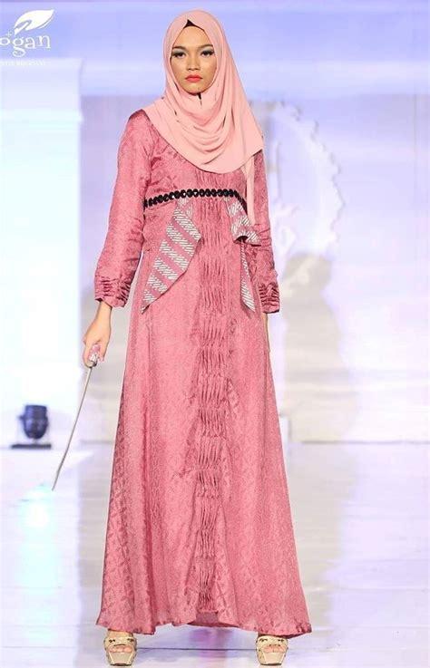 Gamis Remaja Wanita 2018 20 trend model baju muslim lebaran 2018 casual simple dan