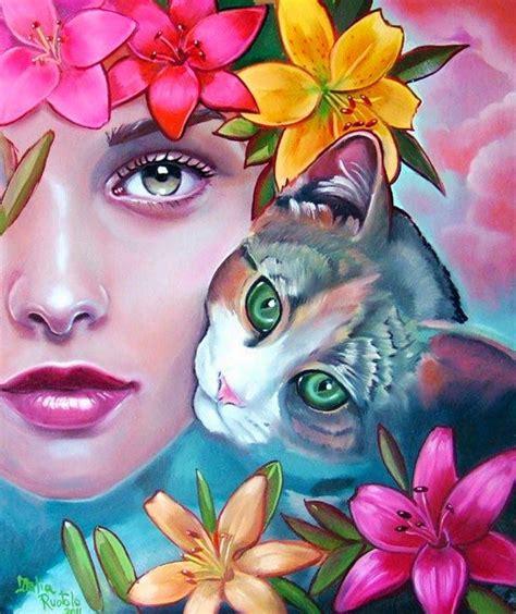 imagenes artisticas bonitas pintura y fotograf 237 a art 237 stica rostros de mujeres