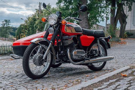 Motorrad Jawa by Jawa 634