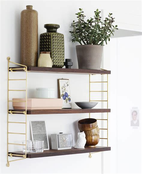 string shelving inspiration nils strinning s string shelving cate st hill