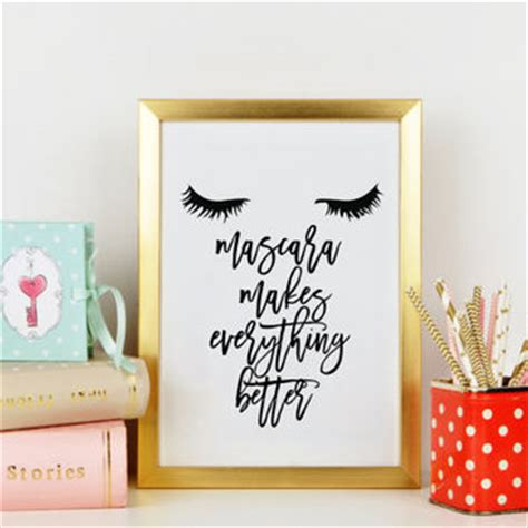 girly printable wall art best girly wall quotes products on wanelo