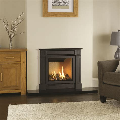 Vermiculite Fireplace by Gazco Riva2 530 670 Gas Fires Hagley Stoves Fireplaces