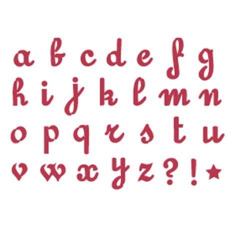 lettere in corsivo per stencil steria alfabeto corsivo per decoupage