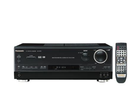 panasonic sa he75 5 1 channel surround sound home theater