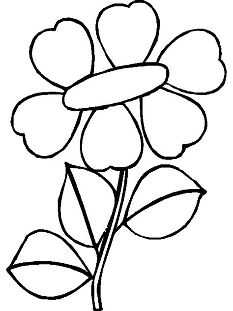 imagenes e flores para colorear dibujos para colorear de flores plantillas para colorear
