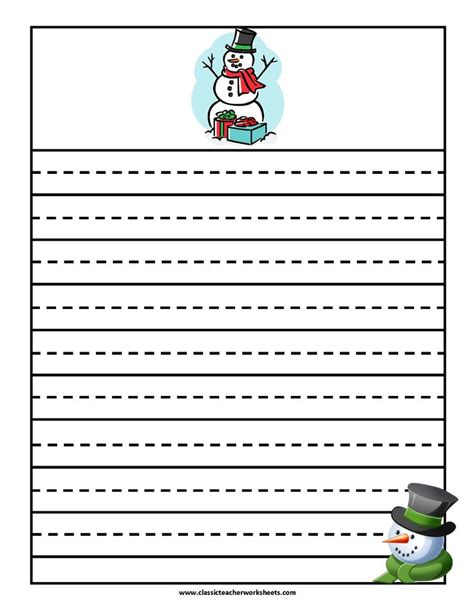 check writing paper writing paper snowman check out our website