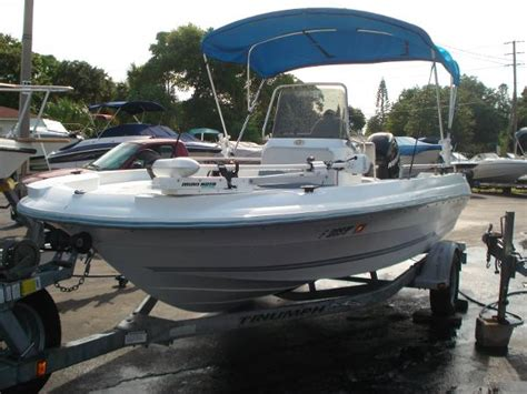 triumph boat bow cushion triumph 190 bay boats for sale