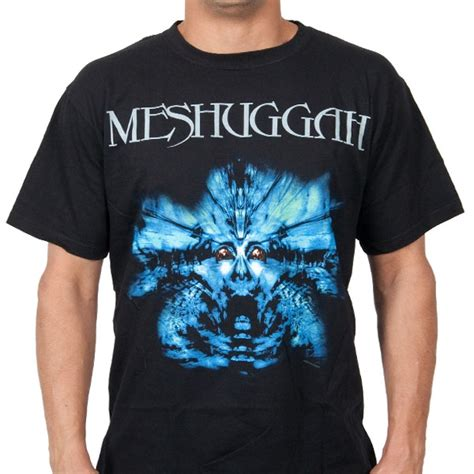 Meshuggah 9 T Shirt meshuggah quot destroy erase improve quot t shirt indiemerchstore