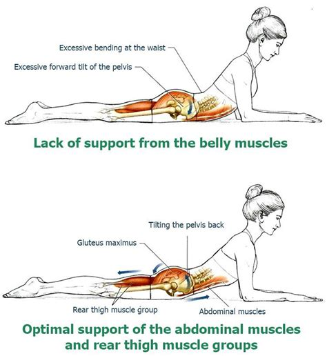 this exercise will improve your posture and bring relief to your back spine the health