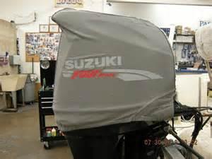 Suzuki Outboard Engine Covers Suzuki Outboard Sunbrella Engine Cowling Cover 115a 140a