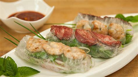 asiatische len asiatische sommerrollen rezepte chefkoch de