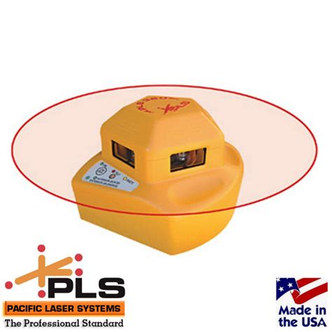 layout using laser pls 360 degree self leveling rotary laser level pls360