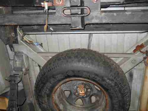 91 comanche metric ton purchase used 1991 jeep comanche pioneer metric ton dana44