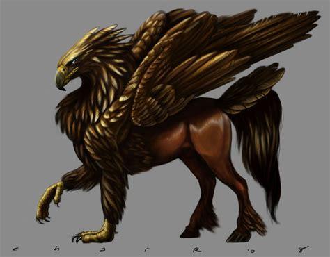 grifo y hipogrifo hipogrifo de char reed hipogrifos mitolog 237 a criatura