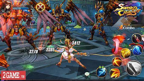 Kaos Sword 3 Hobiku Anime sword of chaos nhập vai săn tr 249 m cực kh 243 mang phong c 225 ch đồ họa anime th 226 n thiện 2game