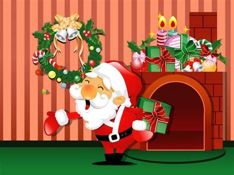 imagenes de santa claus para whatsapp 圣诞图片下载 圣诞老人送礼物 圣诞节图片 5068儿童网