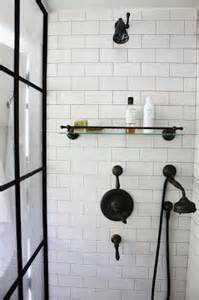 Black Bathroom Fixtures 25 Best Ideas About Rubbed Bronze On Bronze Curtain Rods Vent Covers And Spray