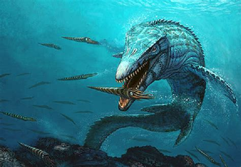 Dinosaurs In The Sea by Havards Blackmoor Sea Monsters Of Blackmoor