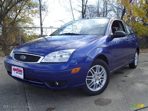 2005 Focus Zx3 by 2005 Sonic Blue Metallic Ford Focus Zx3 S Coupe 20909221