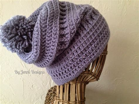 by designs free crochet pattern s slouchy