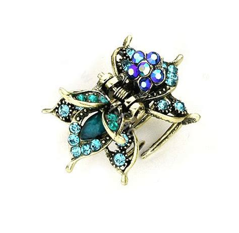 Rhinestone Retro Hair Clip buy wholesale retro hair jewelry rhinestone metal