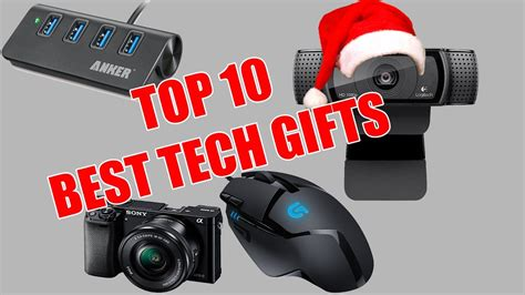 top tech gifts 2016 top 10 best tech gifts for christmas 2016 youtube