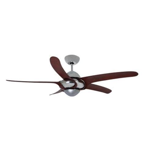 Vento Uragano 54 In Indoor Chrome Ceiling Fan With 5 Vento Ceiling Fans