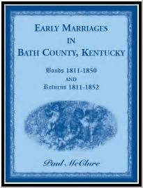 Early Kentucky Marriage Records 1000 Images About New Releases On