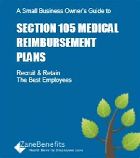 section 105 hra section 105 medical expense reimbursement hra