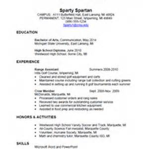 Resume Exles With Education Listed How To List Education On Resume Resume Template Exle
