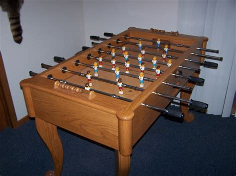 regulation size foosball table regulation foosball table size images