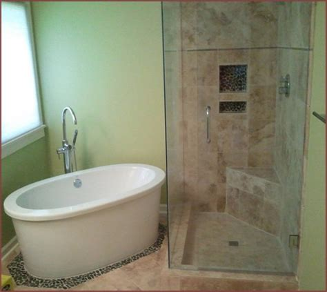 stand alone tubs with shower clawfoot tub shower stand alone bathtubs most seen images featured in
