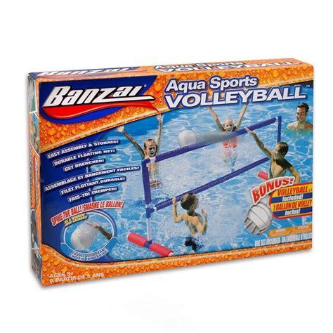 backyard volleyball set 25 best ideas about pool volleyball net on pinterest