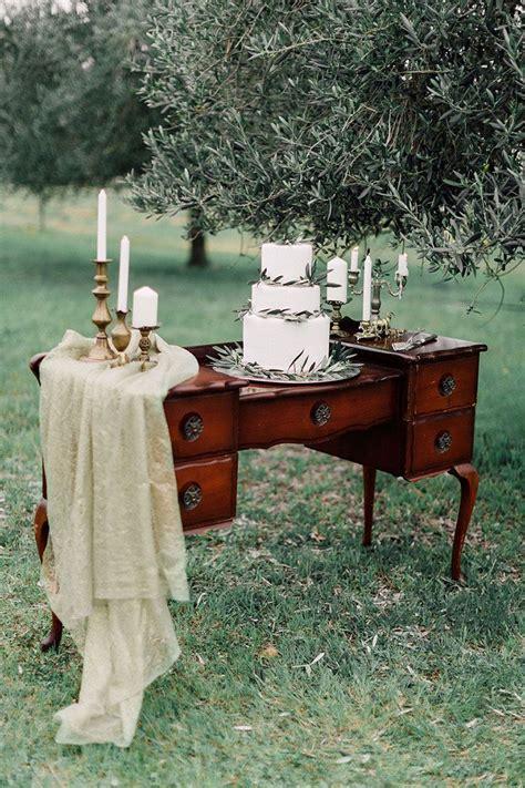 Romantic Bohemian Wedding Inspiration   Vintage dressers