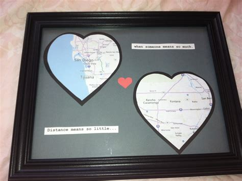 long distance relationship gift diy i need to remember to