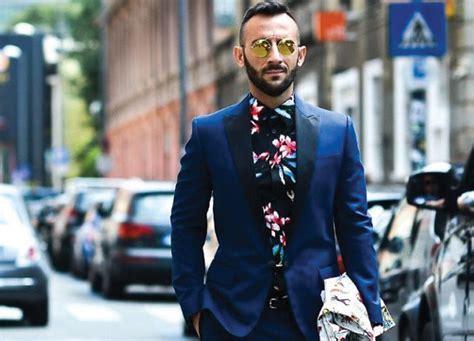 hawaiian pattern suit how to wear bold floral prints in any season
