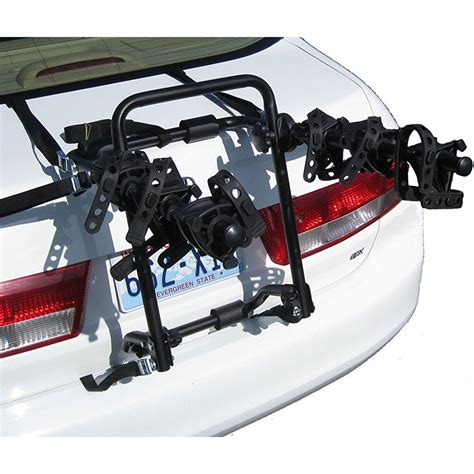 Vehicle Bike Racks by Car Trunk Bike Rack In Car Bike Racks