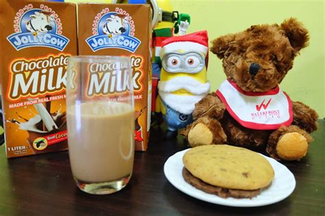 chocolate milk before bed product review jolly cow chocolate milk i love davao